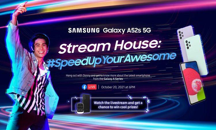 Donny Pangilinan is the New Samsung Galaxy A Series Ambassador
