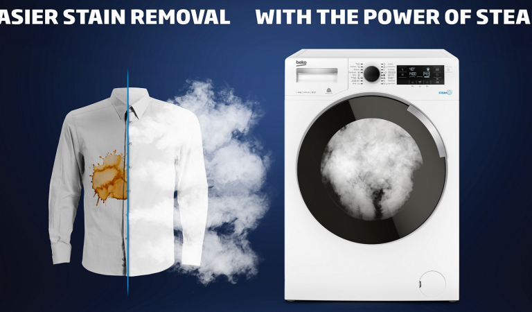 Beko Washing Machine with SteamCure Hygiene+ Now in the Philippines