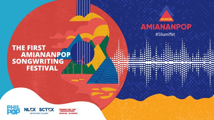 North Luzon Pop Music Takes Centerstage at 1st AmiananPop Songwriting Festival
